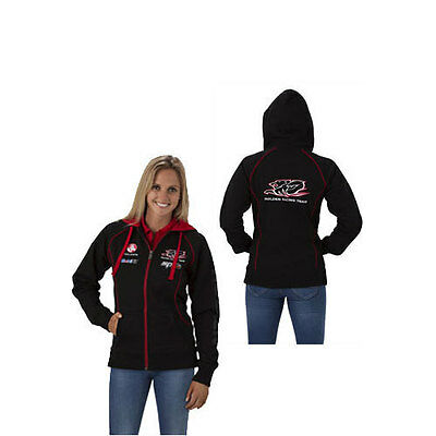 Holden Racing Team Hrt Ladies Team Hoodie Fleece Jumper V8Supercars Size 8 Only
