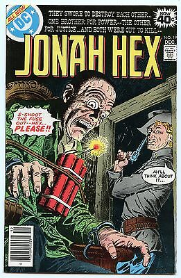 Jonah Hex 19 Dec 1976 VF (8.0)