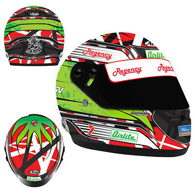 2014 Holden Racing Team Hrt James Courtney Limited Edition Mini Helmet 1:2