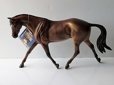 Breyer Headley Britannia British Eventing Star - Only 500 Made - Strapless #9113