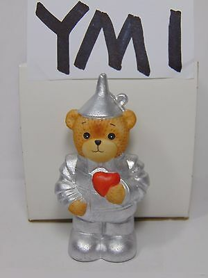 Lucy & Me Ceramic Figure Lucy Rigg Enesco 1989 Bear The Tin Man Wizard Of Oz