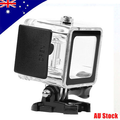 50M Waterproof Protective Case Diving Housing Shell Box for GoPro Hero 4 Session