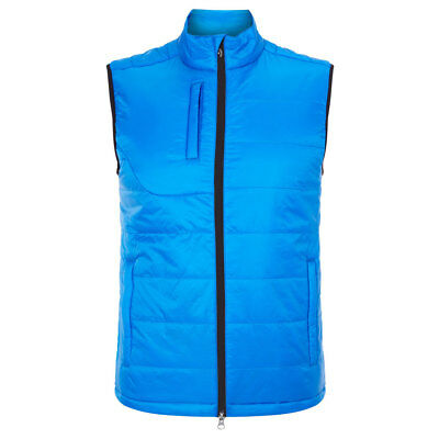 Callaway Fibre-Filled Gilet with Opti-Therm in Electric Blue