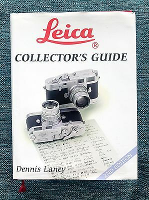 Leica Collectors Guide 2nd edition, Hardback book