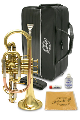 Windcraft WCR-200S Silver Plated - Cornet