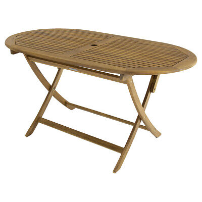 Charles Bentley Wooden Furniture Oval Table