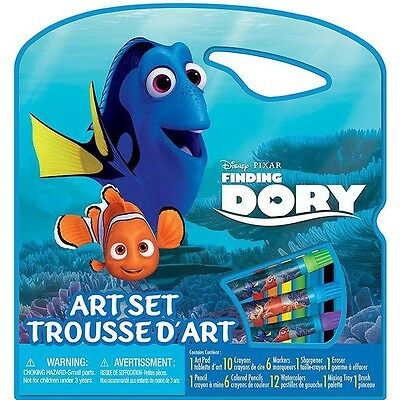 Finding Dory Large Character Art Tote