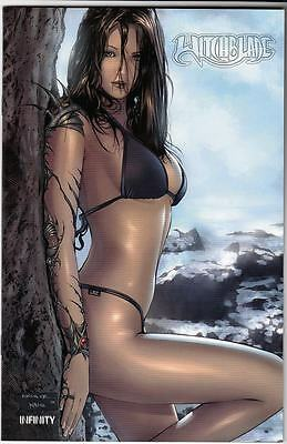 Witchblade #45 German Variant NM- Limited to 250 numbered copies; Reprints #84