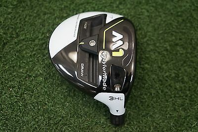 Taylormade 2017 M1 17* 3Hl Wood Head Only Excellent Condition 608310