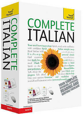 Complete Italian (Learn Italian with Teach Yourself): Level 4 by Maurice...