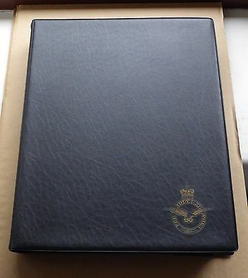 RAF album of 51 first day covers, many signed examples and multiple signatures.