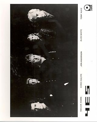 Yes 8x10 Press Photo for $7.99