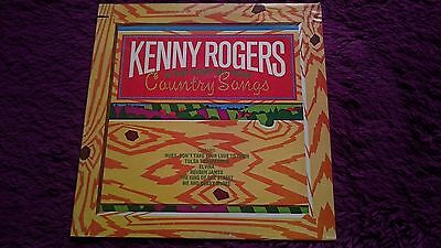 Kenny Rogers & The First Edition ‎– Country Songs , Vinyl, LP, 1984 ,US MCA-913