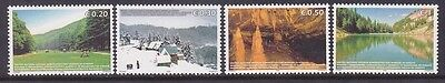 Kosovo 54-57 MNH 2006 Various Tourist Attractions Full set Very Fine