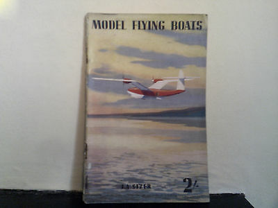 Model Flying Boats - J.A. Sizer 1943