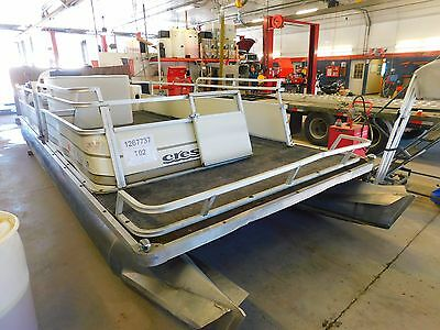 21' Crest II 40HP Yamaha Outboard NO TRAILER T1267737