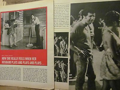 Tom Jones, Four Page Vintage Clipping