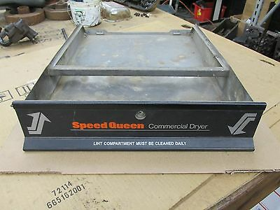 Speed Queen Twinstar 30 lb. Stack Dryer Lint Tray