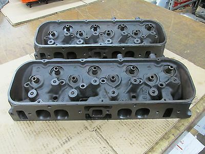 Big Block Chevy 396 402 427 454 Oval Port Heads 336781 781 BBC Muscle Car