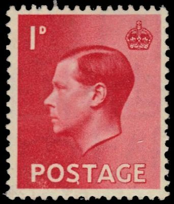GREAT BRITAIN 231 (SG458) - King Edward VIII (pf13833)