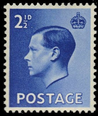 GREAT BRITAIN 233 (SG460) - King Edward VIII (pf6342)