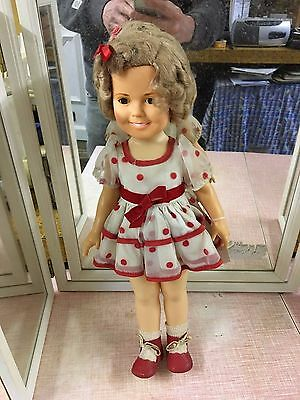 """1972 Ideal """"Shirley Temple"""" doll"""