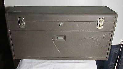 "Kennedy 526-215927 Drawer 26-1/2""x8-1/2""x13-1/2"" Steel Chest Tool Box 8 drawers"