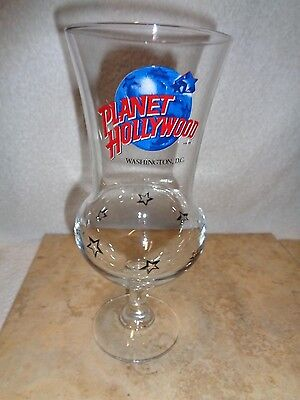 Planet Hollywood  Washington D.c. Hurricane Glass Man Cave