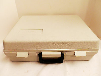 Magnavox Odyssey  White Case Complete With Instruction Sheet, No Wear 1Acase9