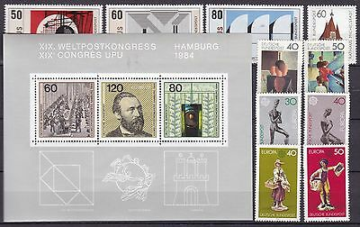 Germany Commemoratives Inc S/s (4A) Mint Never Hinged