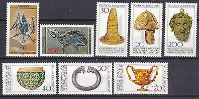 Germany 3 X Sets Commemoratives (7A) Mint Never Hinged