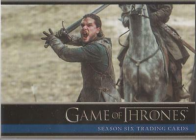 Game of Thrones Season 6 - P2 Promo Card