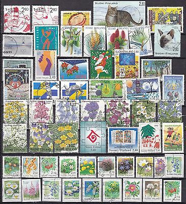 Finland Commemoratives (32A) Used