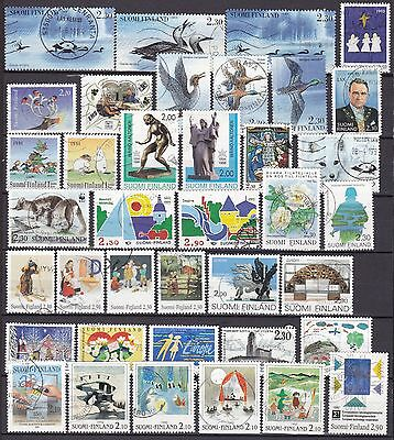 Finland Commemoratives (33A) Used