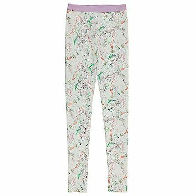 French Connection Kids Leggings Pants Trousers Bottoms Junior Girls Pattern