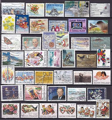 Finland Commemoratives (34A) Used