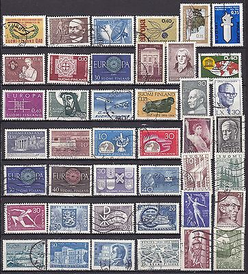 Finland Commemoratives (38A) Used