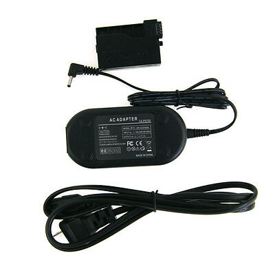 AC Adapter Power for CANON ACK-E8 EOS 550D 650D 600D 700D with DR-E8 Module BF