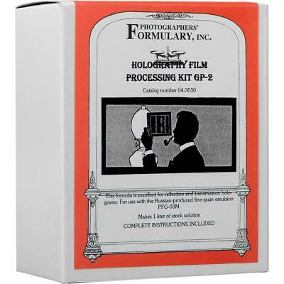 Photographers' Formulary GP-2 Holographic Film Processing Kit,Makes 1Lt Solution
