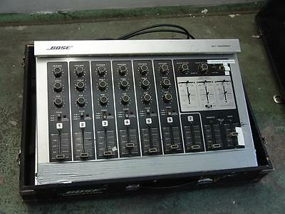 Bose PM-1 Stereo Power Mixer / Mischpult / + Transport Koffer / Powermixer