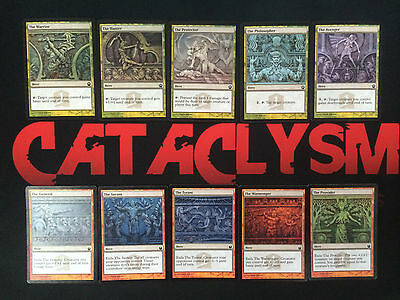 All 10 Born of the Gods and Theros Prerelease Hero Cards! MTG Heroes - Unused