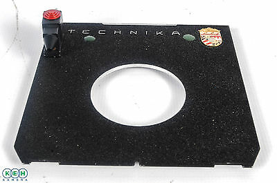 Linhof Technika Lensboard w/ 73mm Hole For 5x7 Camera
