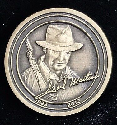 LIMITED! Martin Archery Commemorative COIN in Honor of GAIL MARTIN (1923-2013)