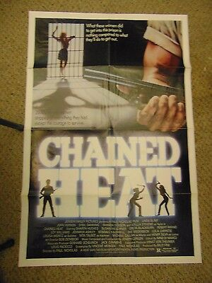"""Canned Heat Original 27x41"""" One Sheet Movie Poster #M4532"""