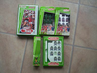 Job lot - Bundle  Subbuteo Lightweight Teams