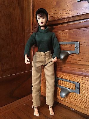 Breyer Reeves Jockey Horse Rider Doll HTF Play Doll Brown Hair NO BOOTS