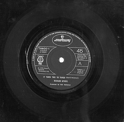 RICHARD MYHILL - IT TAKES TWO TO TANGO - SQUARE RECORD - 70's