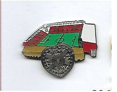 Heart of Midlothian - Tynecastle Stadium -  Pin Badge