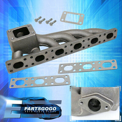 For 92-99 Bmw E36 3 Series M50/M52 T3 Cast Iron Performance Turbo Manifold