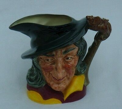 "Royal Doulton ""pied Piper D6403"" Large Toby/character Jug ~ Perfect"